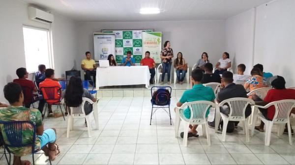 Capacitações nas áreas de  mecânica de motos e piscicultura na sede do Sindicato dos Trabalhadores Rurais de Oeiras!