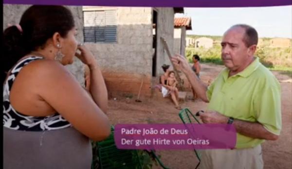 Ação Pastoral - Pe. João de Deus - Oeiras - PI