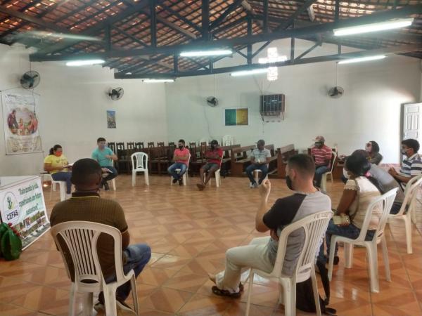Comunidades Beneficiadas Pelo PAA 2020 se Preparam Para Execução do Projeto!
