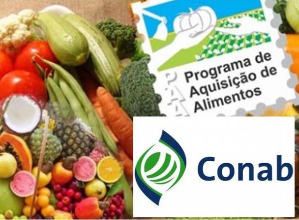 CONAB Divulga Ranking das Propostas do PAA 2020!