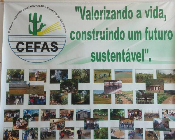 O CEFAS Realiza Assembleia de Encerramento do Projeto Trienal Apoiado por Misereor